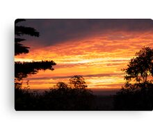 Earth WInd & Fire Canvas Print