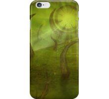 Time travel portal iPhone Case/Skin