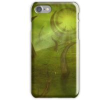 Time travel portal iPhone Case/Skin