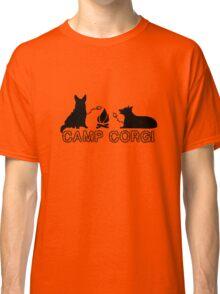 Camp corgi geek funny nerd Classic T-Shirt