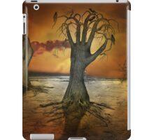 Standby trees iPad Case/Skin