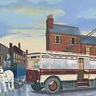Gilding Grimsby Garrett by John Kinsley