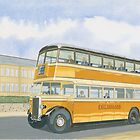 Luxurious Liveried Leyland by John Kinsley