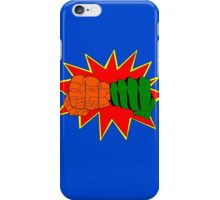 Big guys iPhone Case/Skin