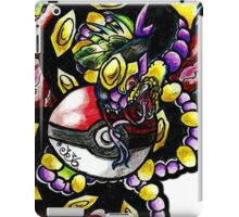 Seviper-pokemon tattoo collaboration iPad Case/Skin