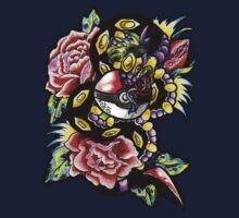 Seviper-pokemon tattoo collaboration Baby Tee