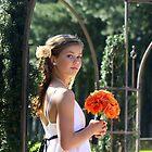 flower girl !! by Trish Threlfall