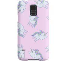 Unicorn Pattern Samsung Galaxy Case/Skin