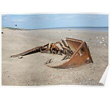 Wrecked! - Spurn point Poster