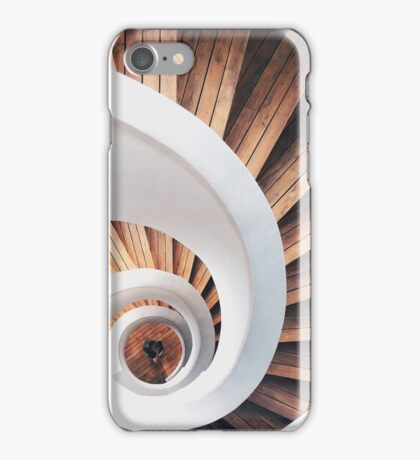 Staircase by iPhoneography by Matteo Genota iPhone Case/Skin
