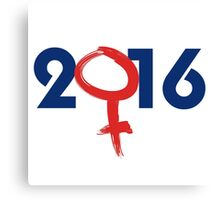 2016 Election Canvas Print