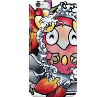 Darumaka - Pokemon tattoo art iPhone Case/Skin