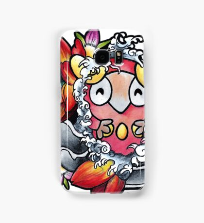 Darumaka - Pokemon tattoo art Samsung Galaxy Case/Skin