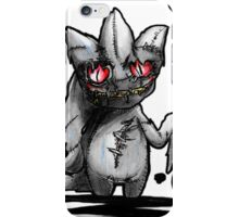 Banette and drifloon pokemon piece iPhone Case/Skin