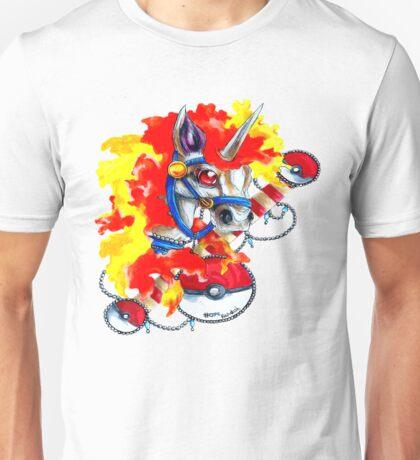 Rapidash - Pokemon Tattoo Inspiration Unisex T-Shirt