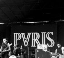 Pvris at Warped Tour Sticker