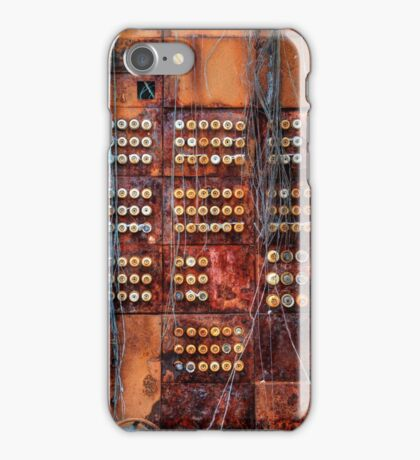 7.8.2015: Fuses after Fire iPhone Case/Skin