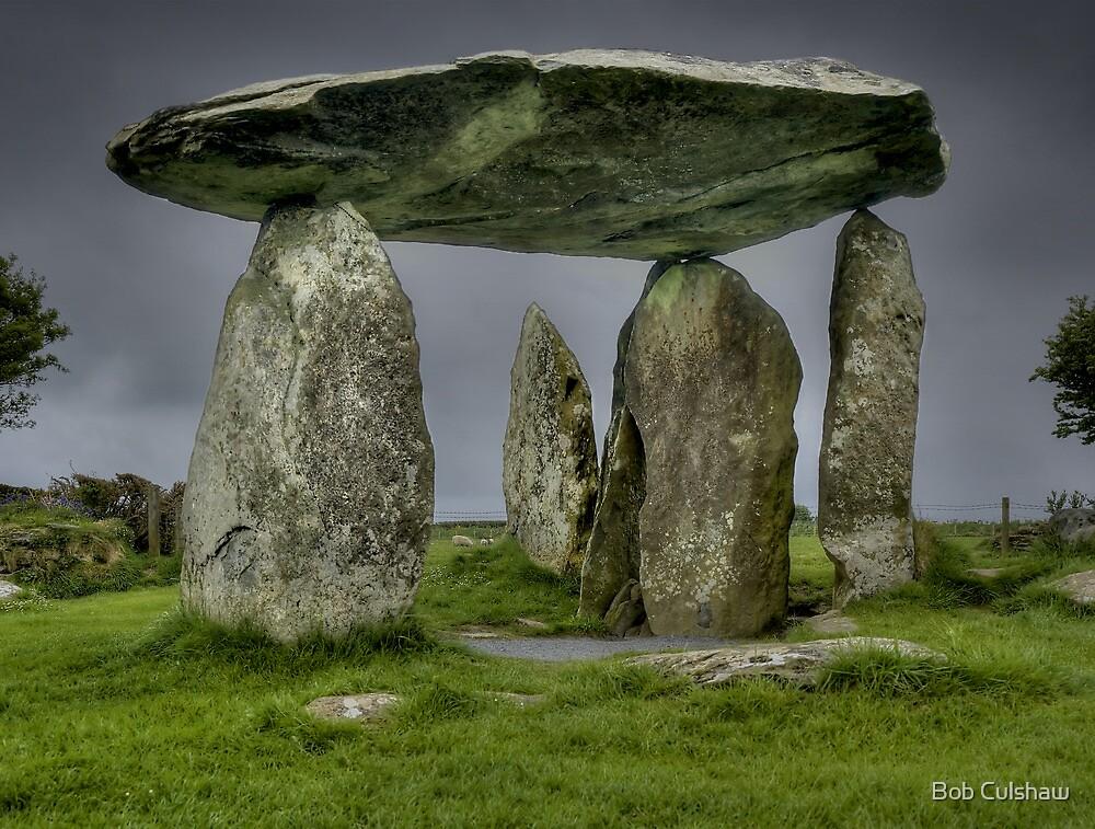 Pentre Ifan 2, Pembrokeshire, Wales by Bob Culshaw