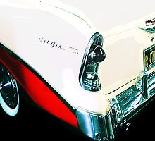 A Classic Chevy  by Carla Jensen
