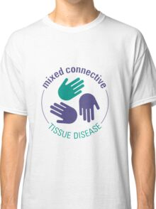 Official Mixed Connective Tissue Disease Logo Classic T-Shirt