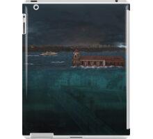 City under water iPad Case/Skin