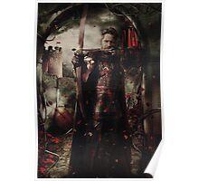 Camelot Set - Robin Poster