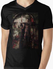 Camelot Set - Robin Mens V-Neck T-Shirt