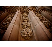 Gothic trancept Photographic Print