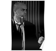 Mr. Crooner Poster