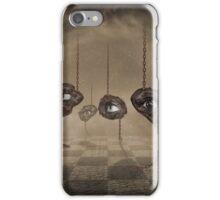 riveted gaze iPhone Case/Skin