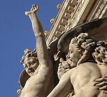 'The Dance' by Carpeaux, Paris Opera Garnier by MagicTorch