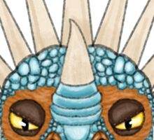 How to Train Your Dragon - Stormfly Face Sticker
