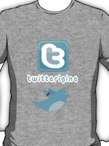 Twitterigine [-0-] T-Shirt