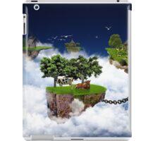 Flying land iPad Case/Skin