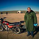 Mongolia ...... by BrainCandy