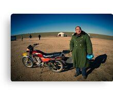 Mongolia ...... Canvas Print
