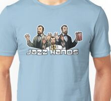 Jazz Hands Unisex T-Shirt