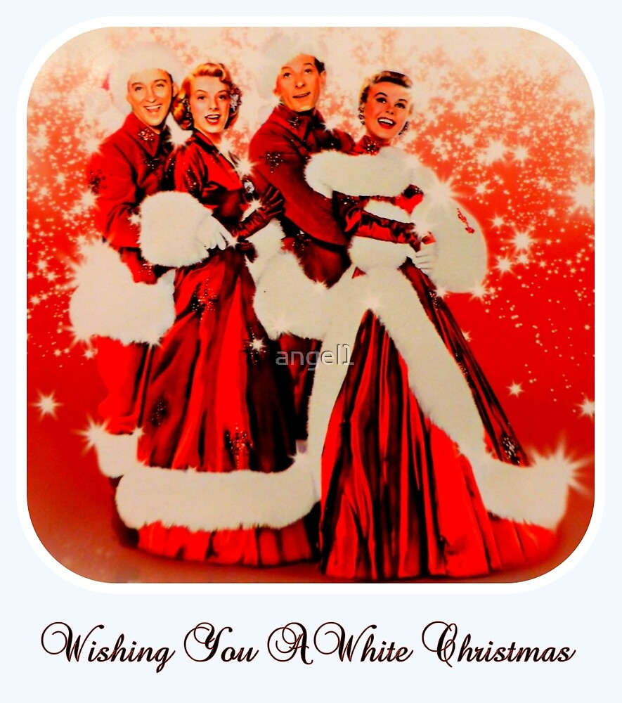 Wishing you a White Christmas by ©The Creative  Minds