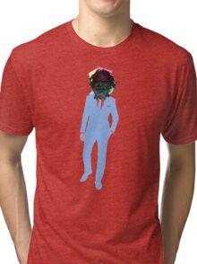 Aborigen suit Tri-blend T-Shirt