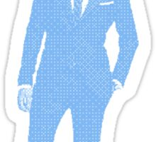 Aborigen suit Sticker