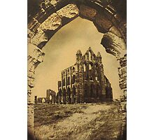 The Abbey Whitby Photographic Print