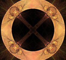 Fractal Wheel by PuzzleDragon