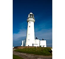Flamborough Head Lighthouse Photographic Print