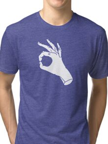 nice hands Tri-blend T-Shirt