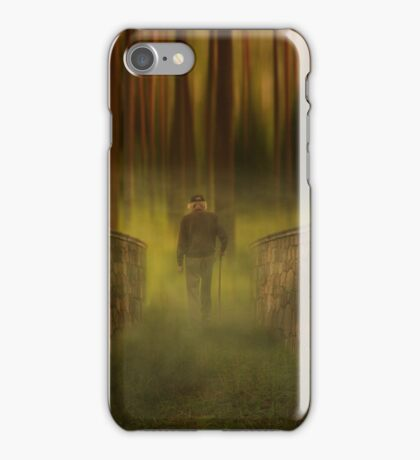 The only way iPhone Case/Skin