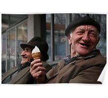 Enjoy the Day - Struga, Macedonia Poster