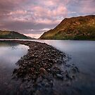 Lake Ullswater by Stevacek