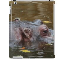 Hippo Eye iPad Case/Skin