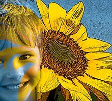 Son Flower by Nina Hofstadler