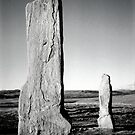 standing stones at Callanish, Isle of Lewis by greg angus
